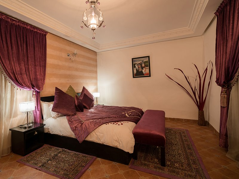 Suite Royale - Amethyste, holiday rental in Aghmat