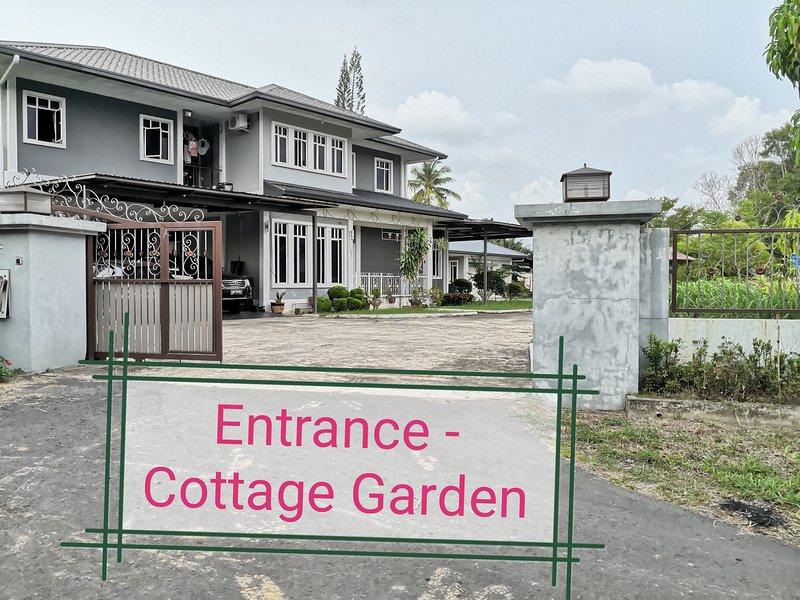 Cottage Garden Home Stay Dine, holiday rental in Papar