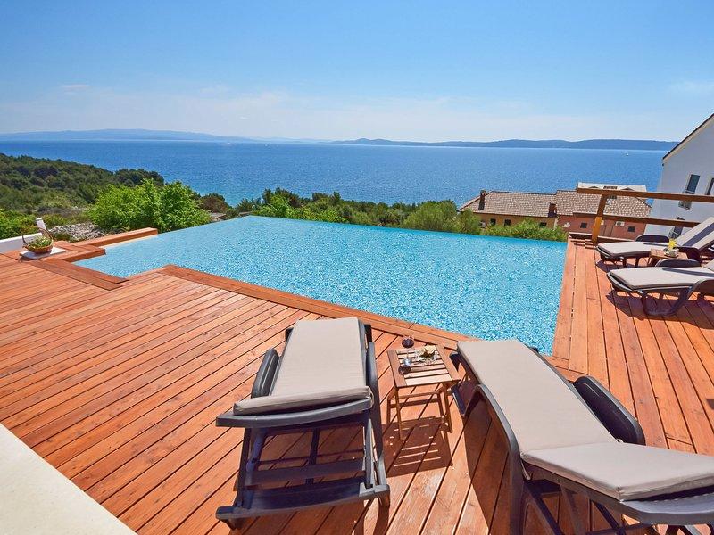 Andrea, holiday rental in Okrug Gornji
