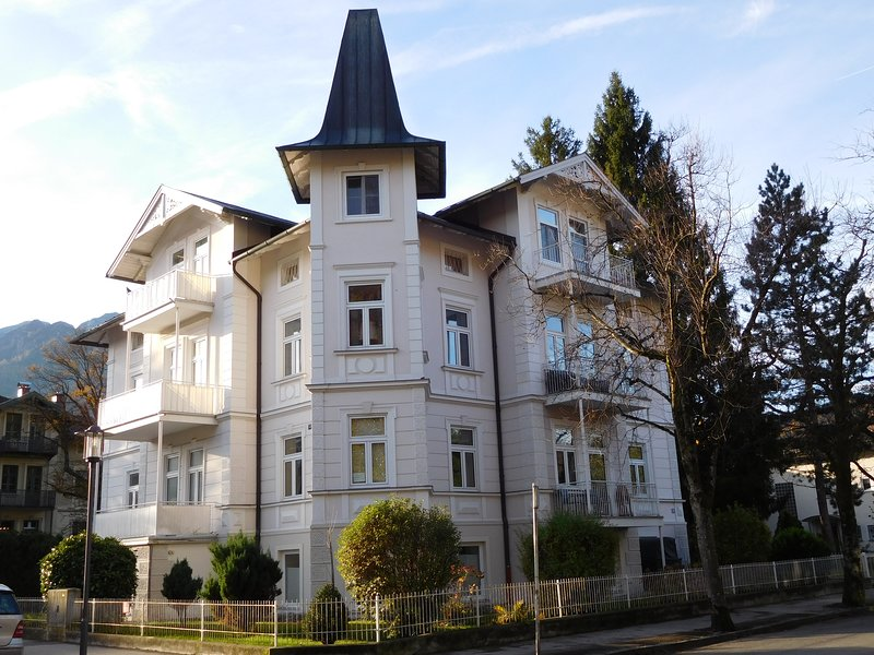 King Luitpold Apartment ruhige Lage, neben Therme, holiday rental in Bad Reichenhall