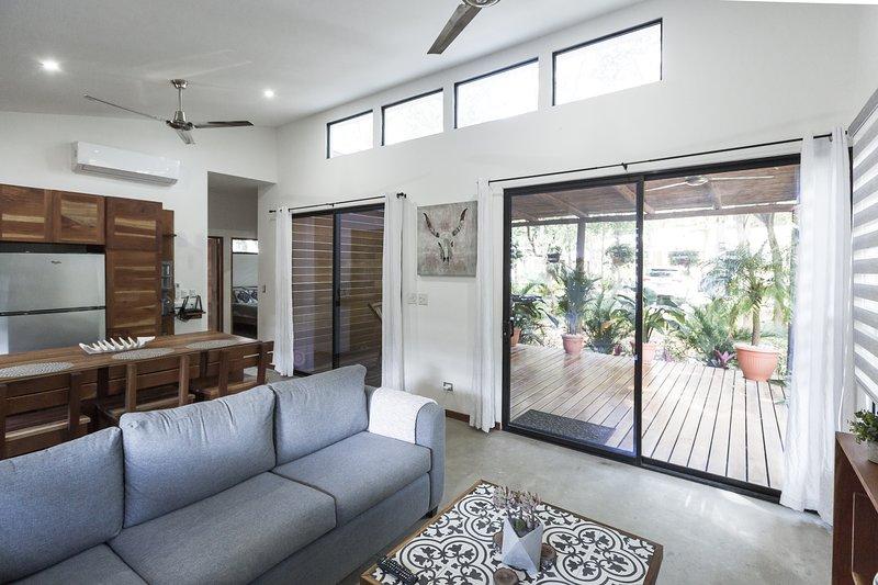 Eco Casita Phase I #10, vacation rental in Playa Redonda