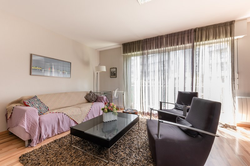 Les Terrasses du Palais - Appartement avec terrasse centre de Vannes, holiday rental in Meucon