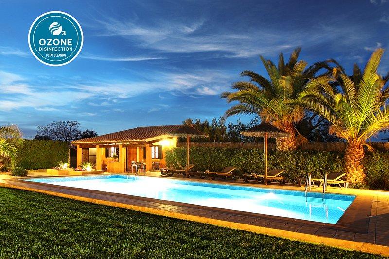 SON LLANERAS VILLA - NEXT TO ES TRENC AND SA RAPITA BEACH - WIFI, alquiler de vacaciones en Campos