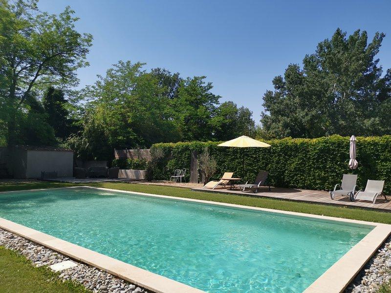 Cottage parfait pour la famille et le télétravail - Gite Durance – semesterbostad i Porquerolles Island