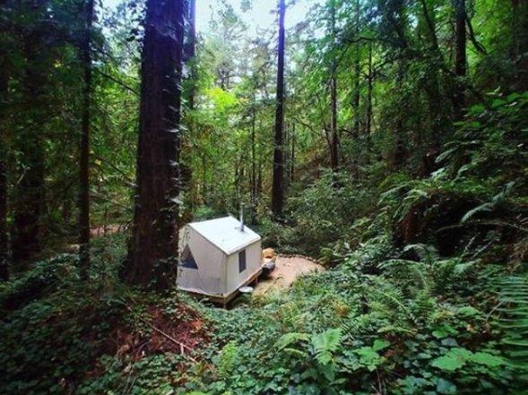 Tentrr Signature Site - Creekside Paradise, location de vacances à Corralitos