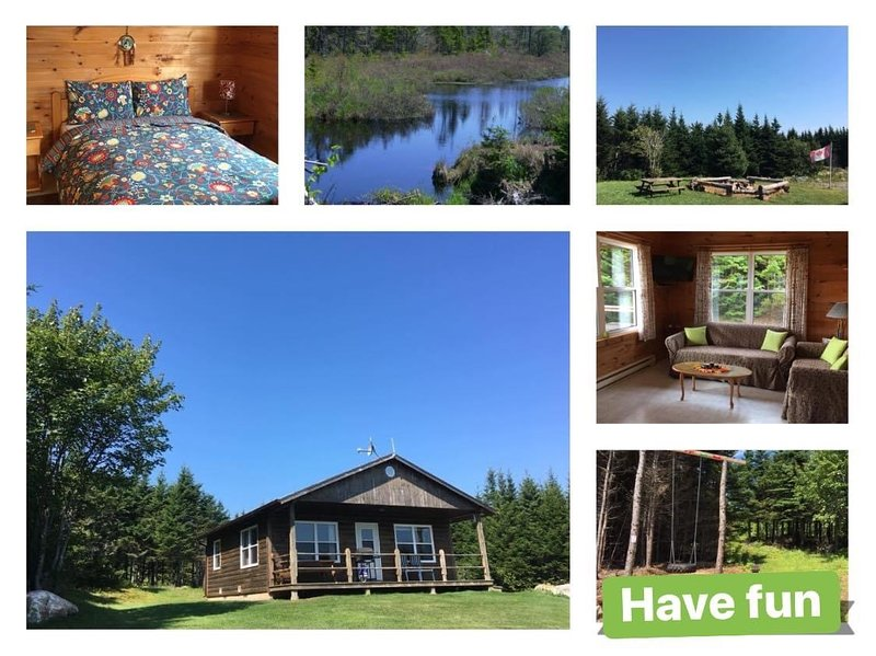 EAGLE VALLEY COTTAGES, aluguéis de temporada em Isle Madame
