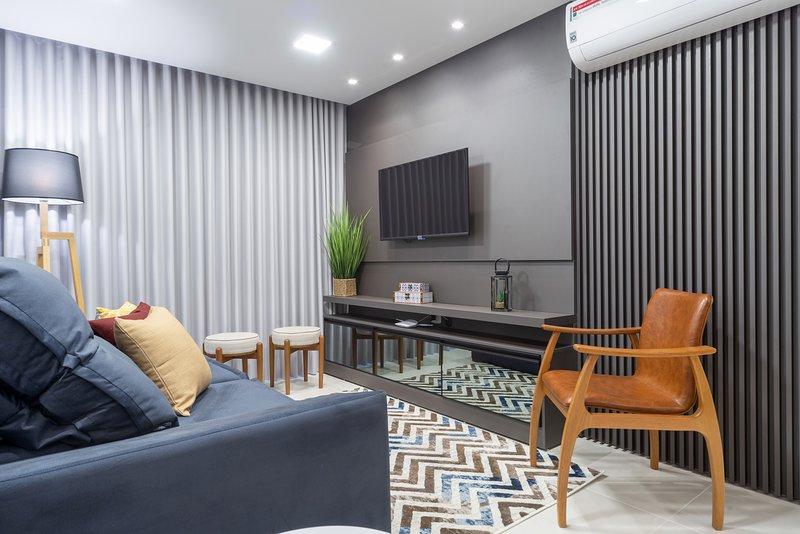 Novíssimo apto de 2 quartos no centro de Gramado, vacation rental in Nova Petropolis