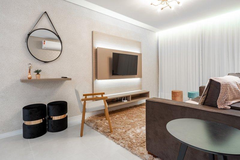 NOVO, luxuoso e no centro de Gramado, vacation rental in Nova Petropolis