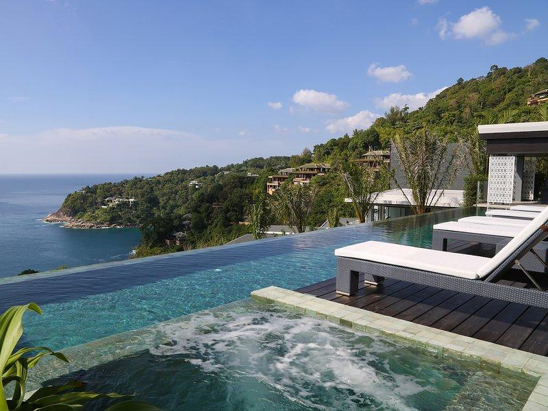 Villa Saan - Pool deck
