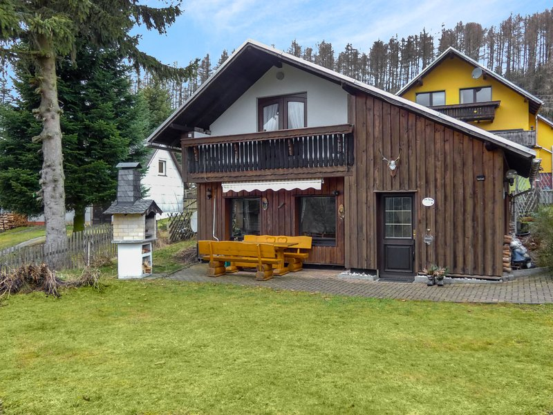 Panoramablick, vacation rental in Sonneberg