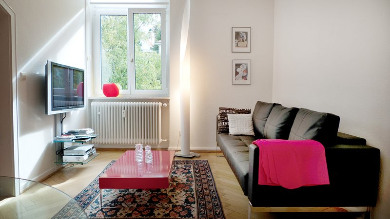 Ekatarina Apartment Bergschloss 301, holiday rental in Rastatt