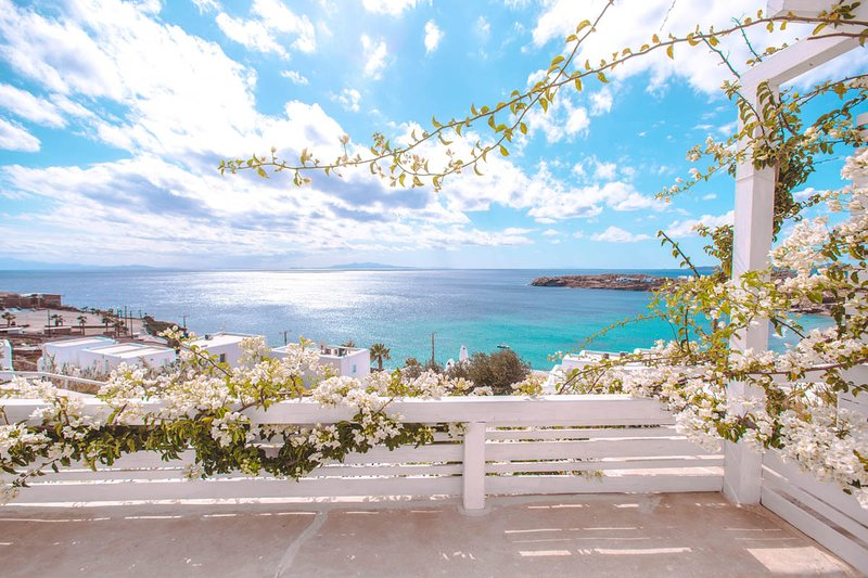 Votsalaki Resort Mykonos-Executive Studio 7, vacation rental in Paradise Beach