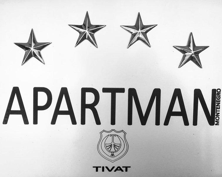 Apartment Blue Adriatic – semesterbostad i Tivat