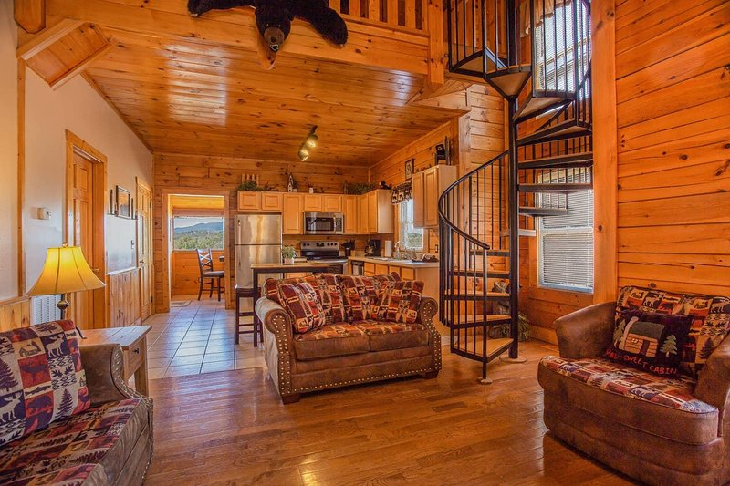 Bear Claw · Bear Claw Retreat in Pigeon Forge!, vacation rental in Pigeon Forge
