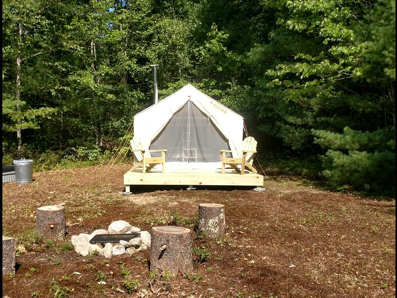 Tentrr Signature Site - Valhalla Farm, vacation rental in Harrison
