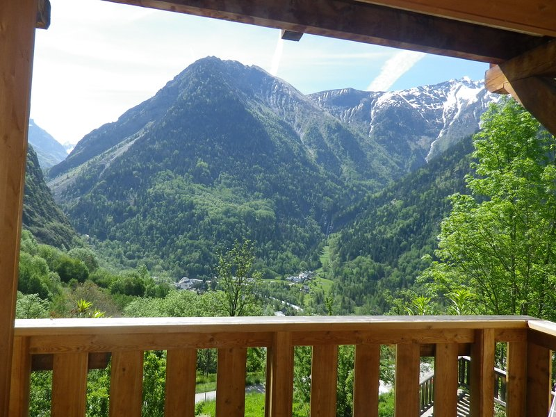 CHALET LES ALPES, LE SAPEY, A NEW FEELING, holiday rental in Vénosc