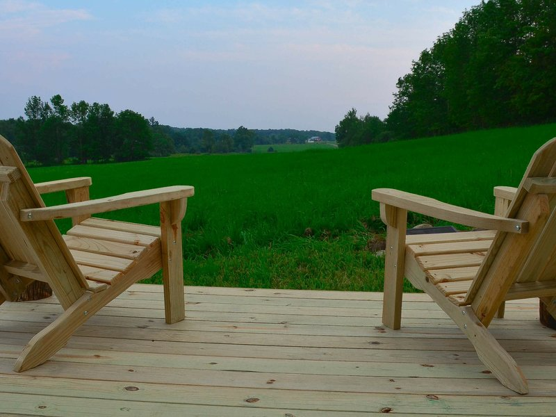 Tentrr Signature Site - Blackberry Meadow, alquiler vacacional en Remsen