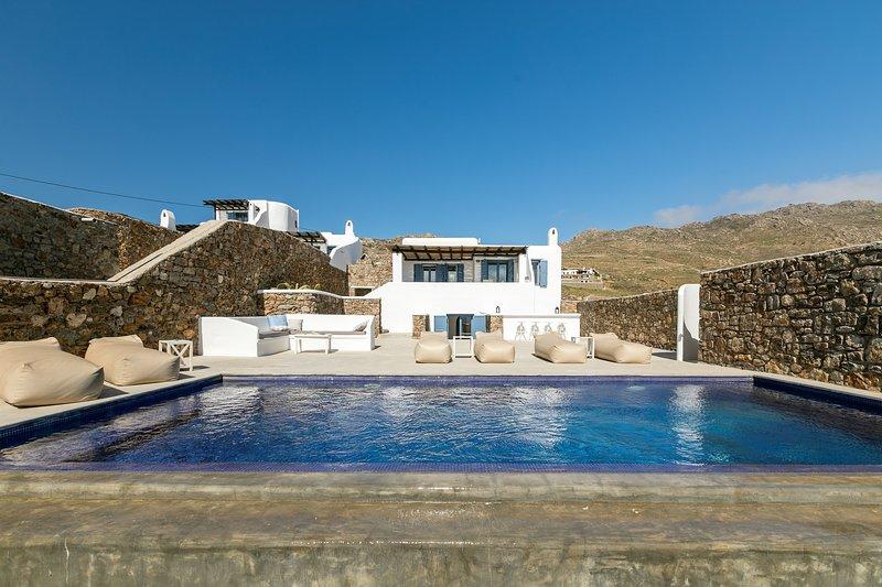 Villa Pandora 3, location de vacances à Panormos