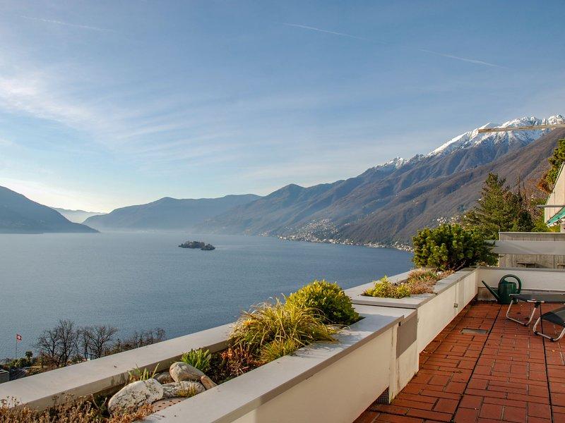 Sollevante (Utoring), holiday rental in Losone