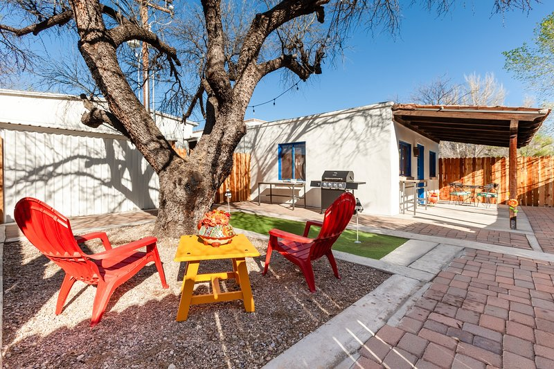 Casita del Sol Charming Private Studio, holiday rental in Catalina Foothills