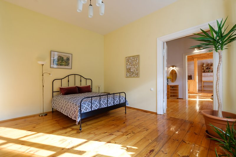 Historic apartment in Lithuania countryside, holiday rental in Utena County