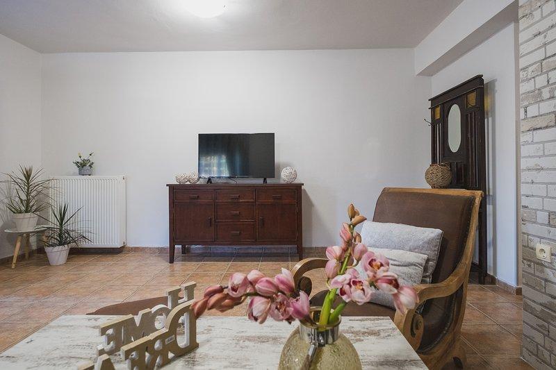 Elenas Village house - Dream Apartment, location de vacances à Nteres