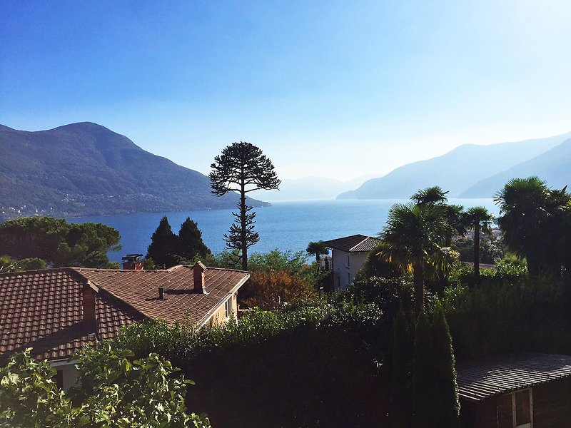 Stellina del Sole, vacation rental in Brissago