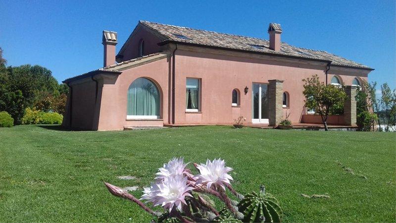 Villa Chiaramarina - Villa ChiaraMarina, holiday rental in Civitanova Marche