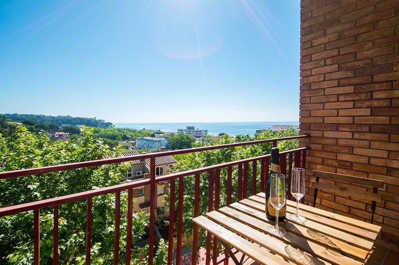 ANSELM APARTMENT BEACH - Apartamento a 100 metros de la playa, alquiler de vacaciones en Arenys de Mar