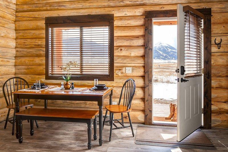 ★Country Cabin 1★ Relaxing Escape 5 mins to River, location de vacances à Prier