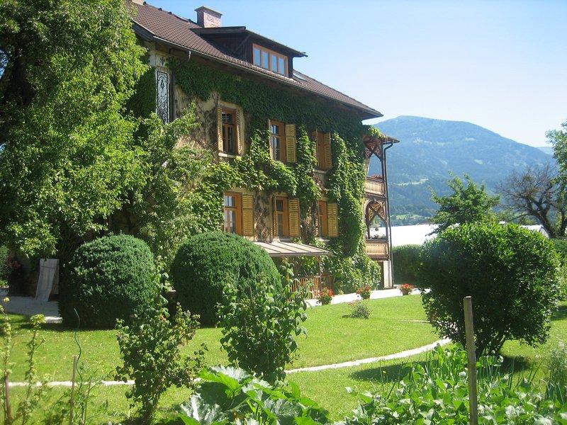Ferienwohnung Villa Martiny, vacation rental in Kolbnitz