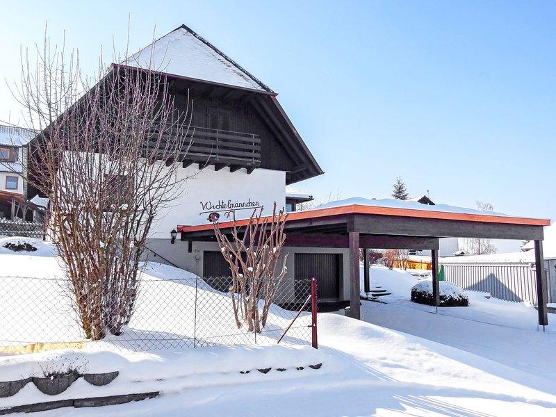 Wichtelmännchen, vacation rental in Loffingen