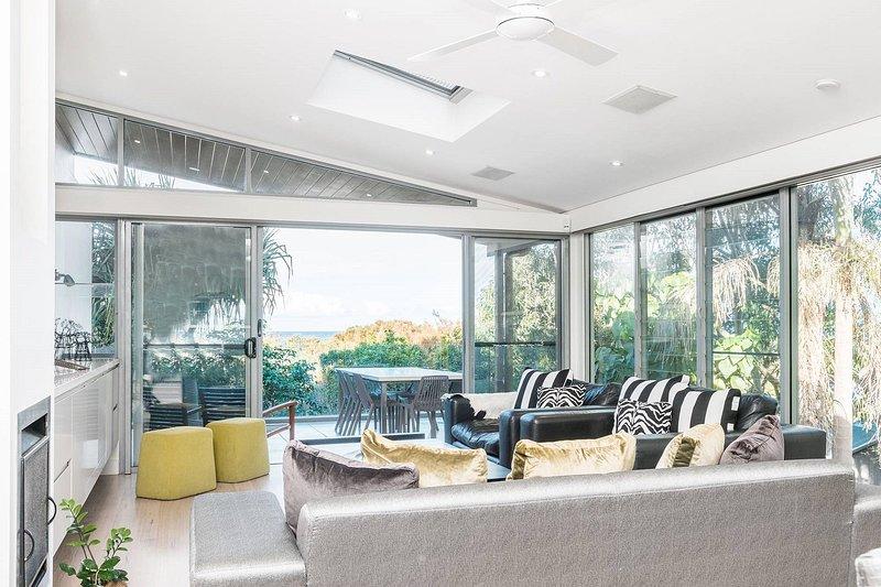 Byron Bay Luxury Holidays - Vue from Here, alquiler de vacaciones en Skinners Shoot