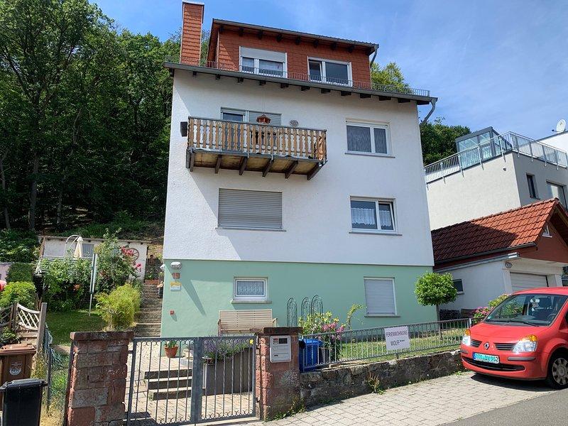 Ferienwohnung Wolff, Kelkheim, holiday rental in Taunusstein