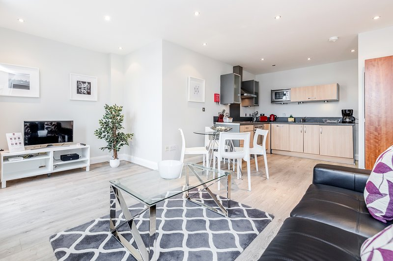 Roomspace - Thames Edge, vacation rental in Ashford