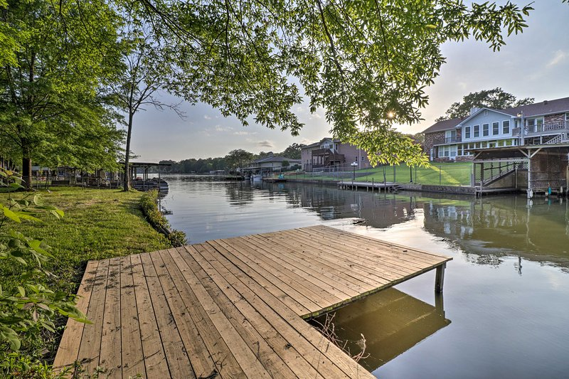 NEW! Lake Hamilton Retreat, 7 Mi to Hot Spring NP!, holiday rental in Pearcy