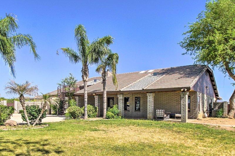 Families will love this Arizona retreat!