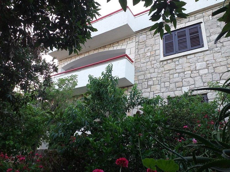 Apartments Paradise 2 - Island Lastovo, aluguéis de temporada em Ubli