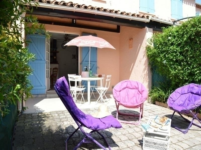 Mazet 3 pièces 5 couchages SAINTE MAXIME, holiday rental in Sainte-Maxime