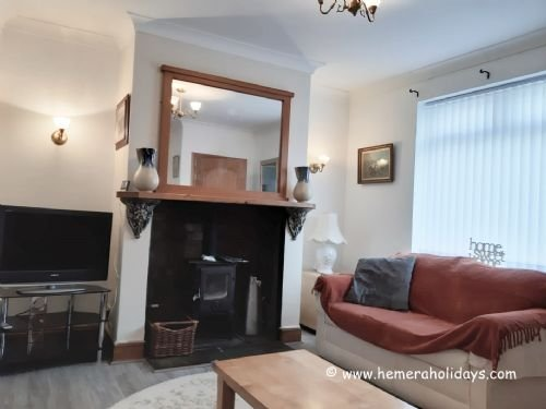 Marine Cottage - Newbiggin-by-the-sea, sleeps up to 6, vacation rental in Newbiggin-by-the-Sea
