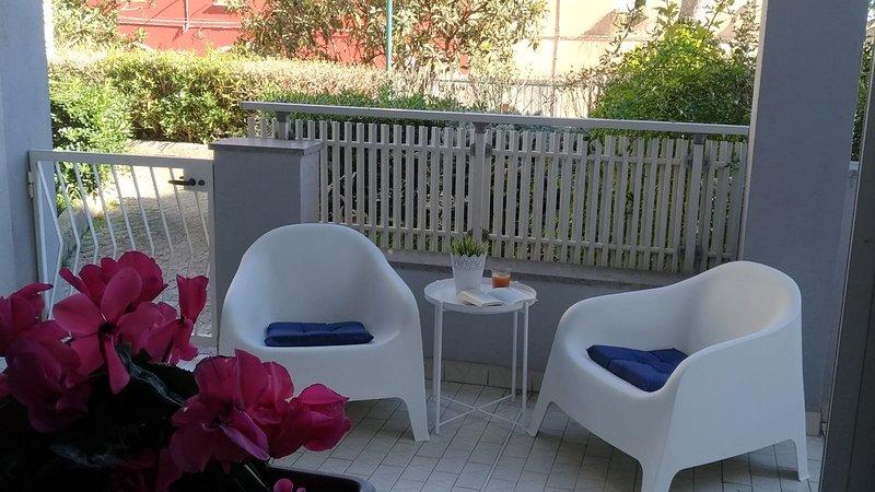 Appartamento nel CUORE di Vasto marina, vacation rental in Catello