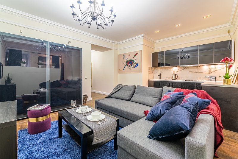Letyourflat Apartments 'Smart', vacation rental in Vsevolozhsky District