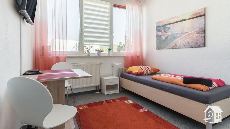 City Appartement Steinhauer, alquiler vacacional en Eltville am Rhein