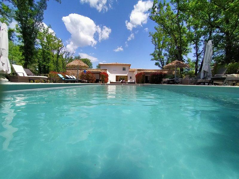 Belvillas - Maison avec piscine pour 6 pers, Saigon, location de vacances à Montauroux