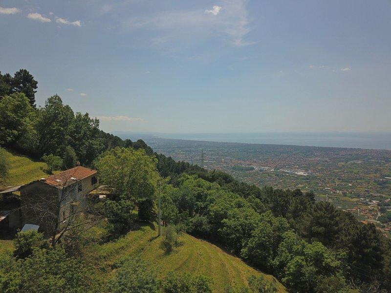 Nido In Versilia, holiday rental in Azzano