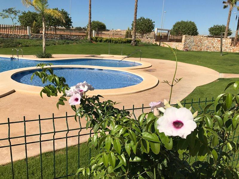 Kindvriendelijk en comfortabel vakantie appartement / Vistabella Golf / Capri 2, holiday rental in Lo Rufete