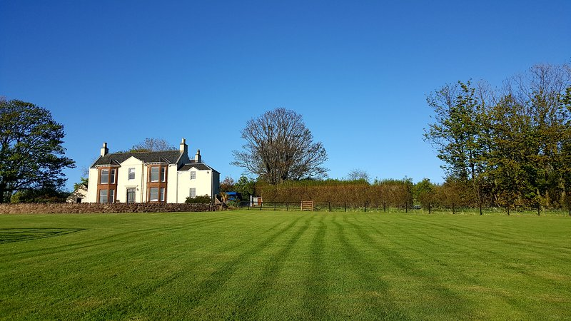 Ladybank House, Turnberry, Scotland. UK. KA269JJ, holiday rental in Maidens