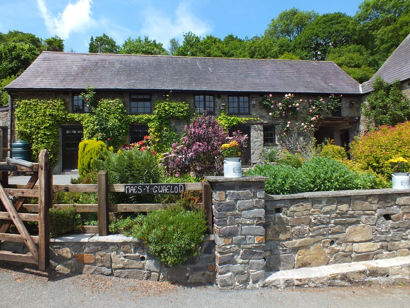 The Byre, vacation rental in Llanwrtyd Wells