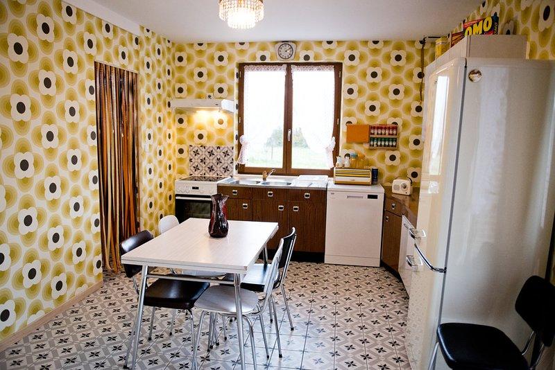 Gîte Version 70, vacation rental in Englancourt