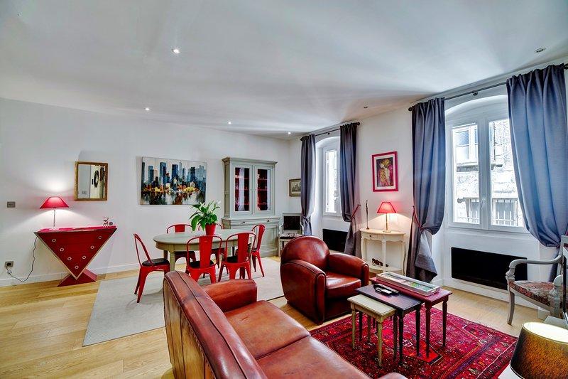 Le Confidentiel, la belle vie bordelaise, holiday rental in Cenon